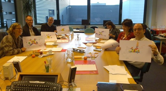 1-daagse Buzan Mind Map Training in Nederland