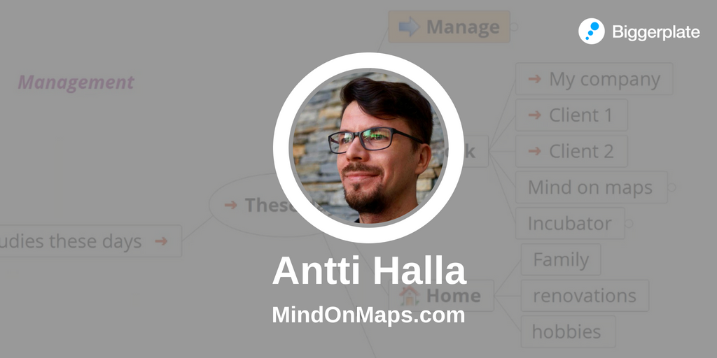 Leveraging Personal Organisation with Digital Mind Maps