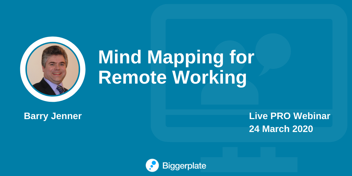 Mind Mapping for Remote Working