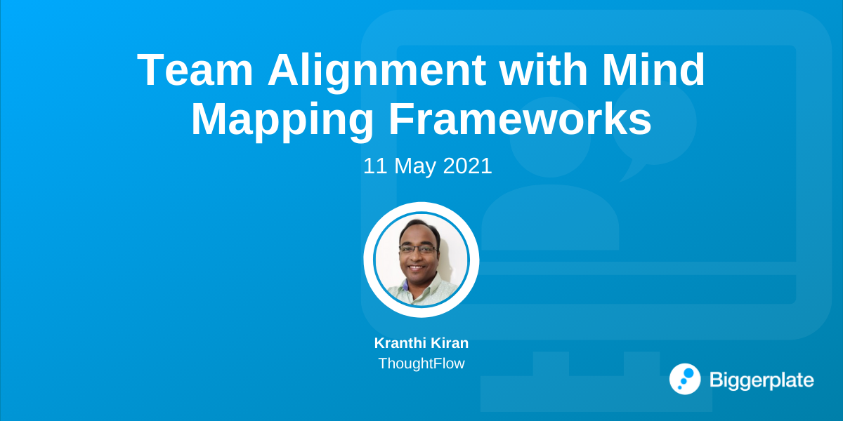 Team Alignment with Mind Mapping Frameworks
