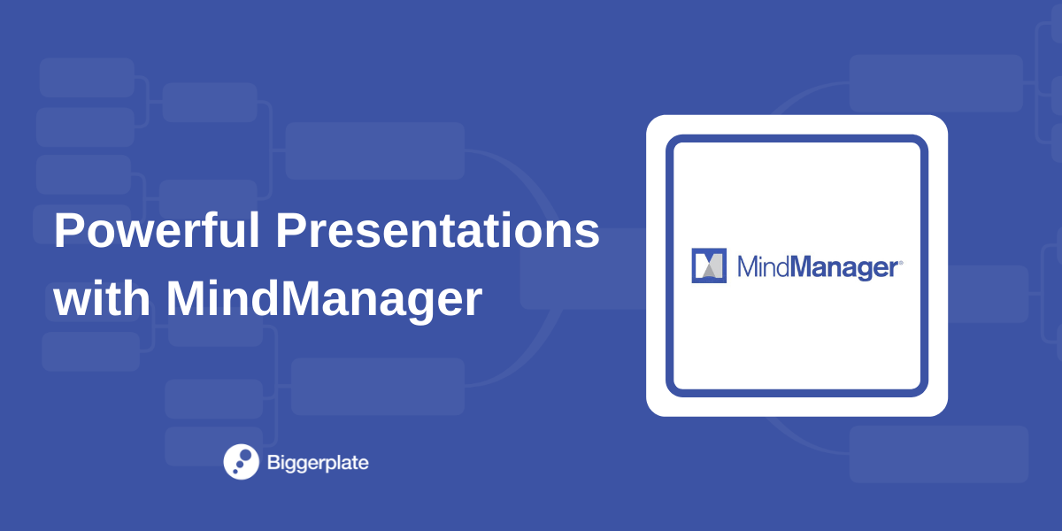 Powerful Presentations with MindManager