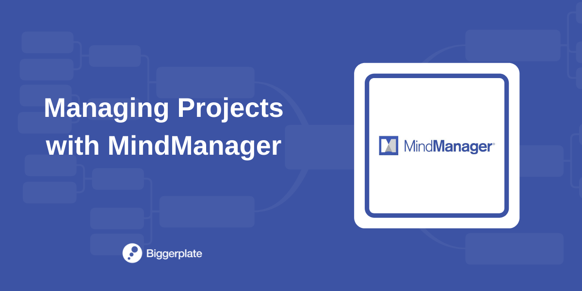 Managing Projects with MindManager