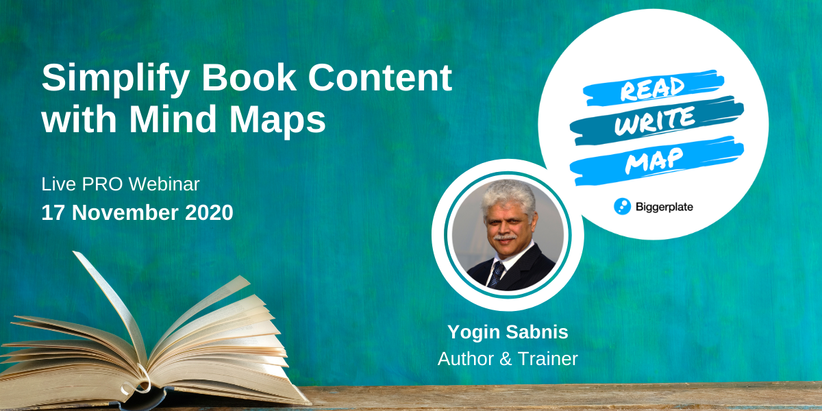 Simplify Book Content with Mind Maps