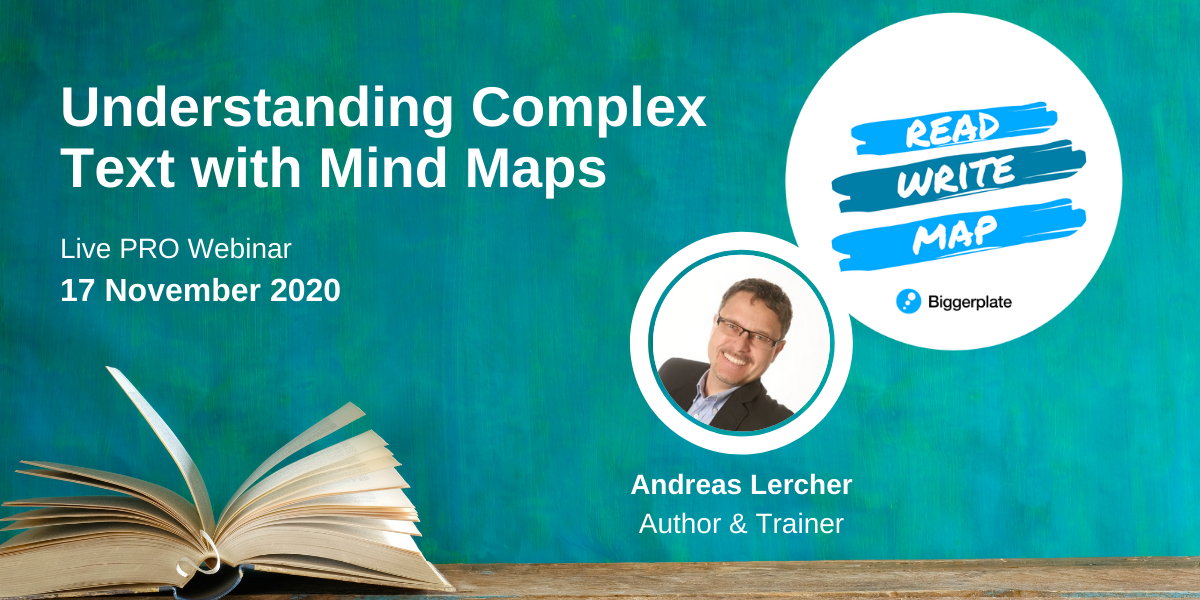 Understanding Complex Text with Mind Maps
