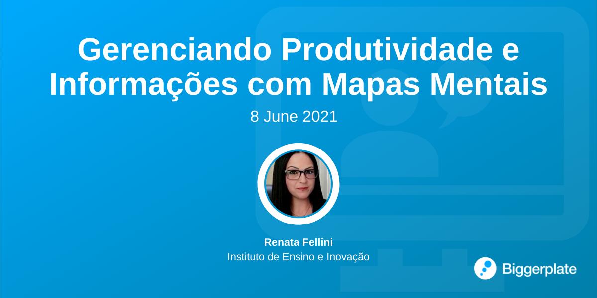 Gerenciando Produtividade e Informações com Mapas Mentais