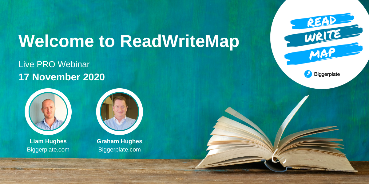 Welcome to ReadWriteMap