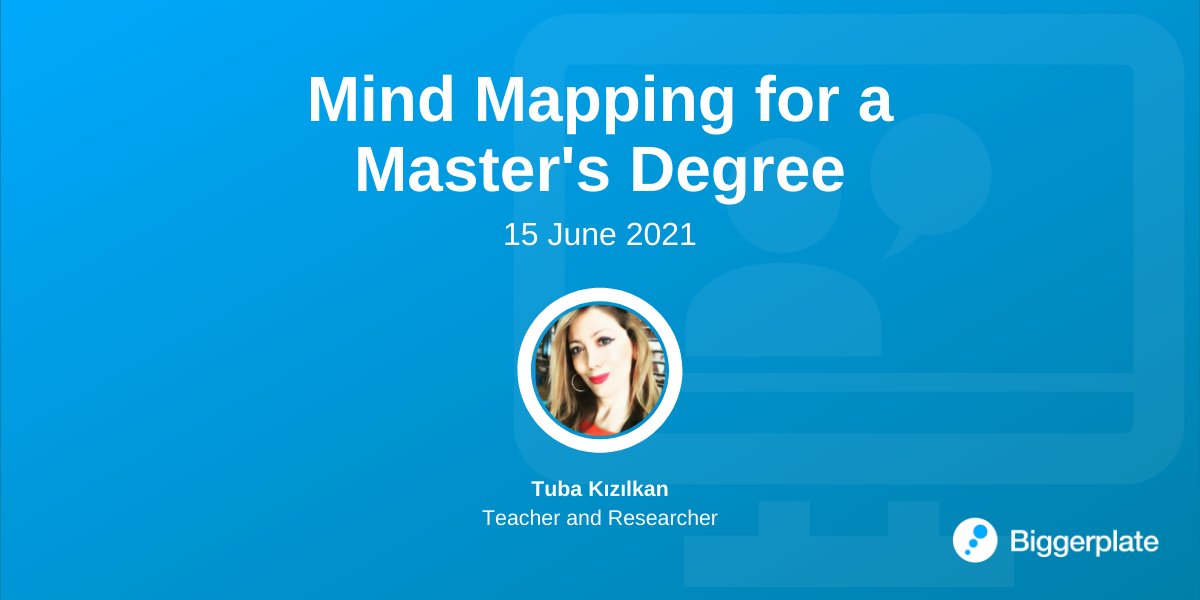 Mind Mapping for a Master's Degree