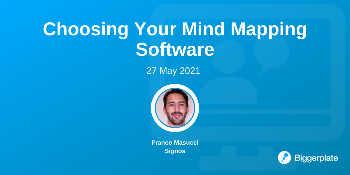 Choosing Your Mind Mapping Software
