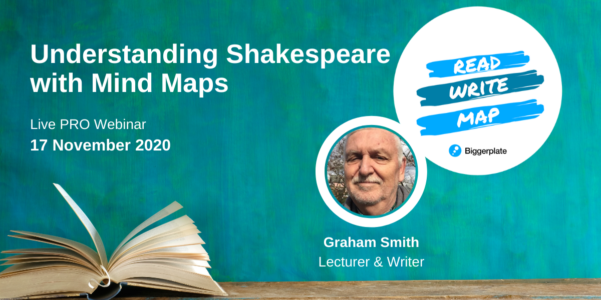 Understanding Shakespeare with Mind Maps