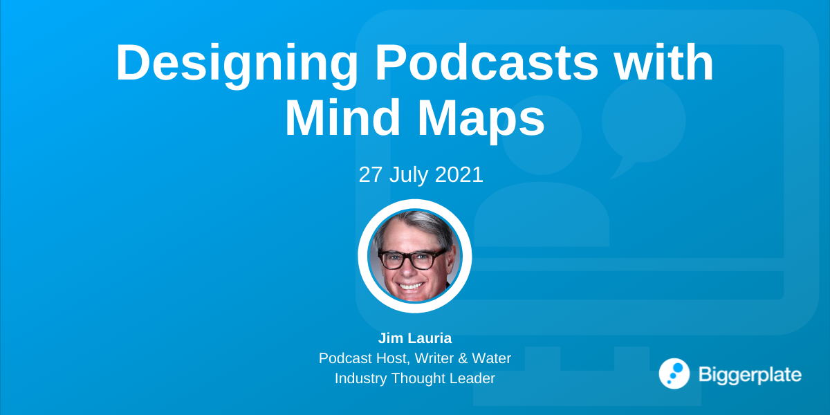 Designing Podcasts with Mind Maps