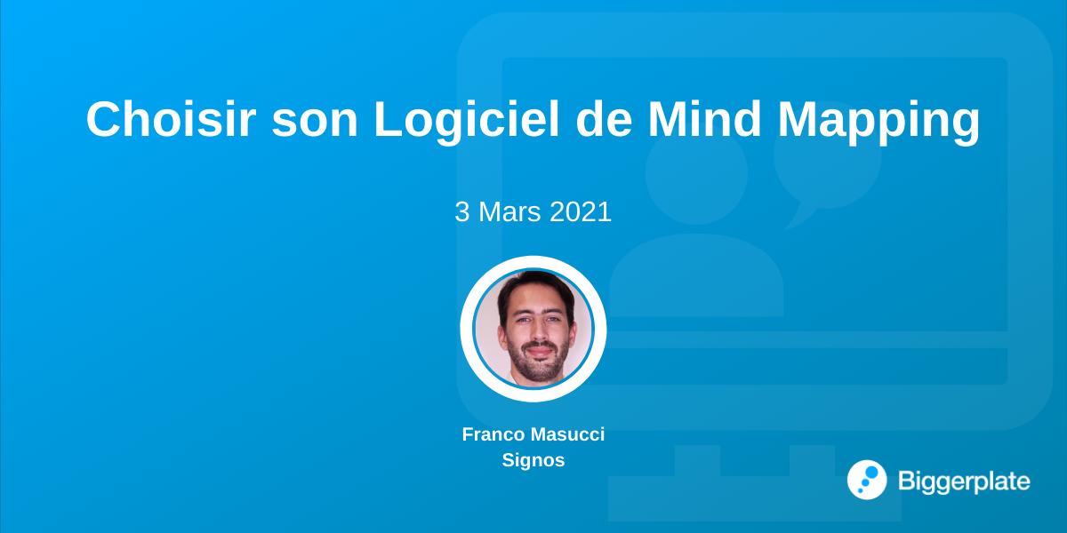 Choisir son Logiciel de Mind Mapping
