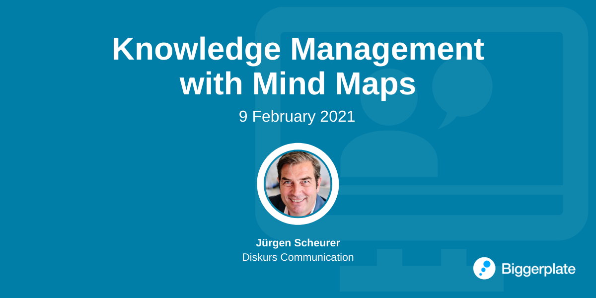 Knowledge Management with Mind Maps