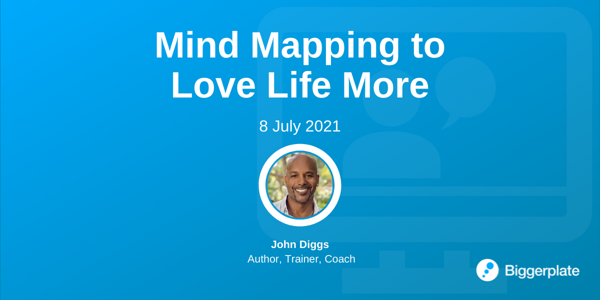 Mind Mapping to Love Life More