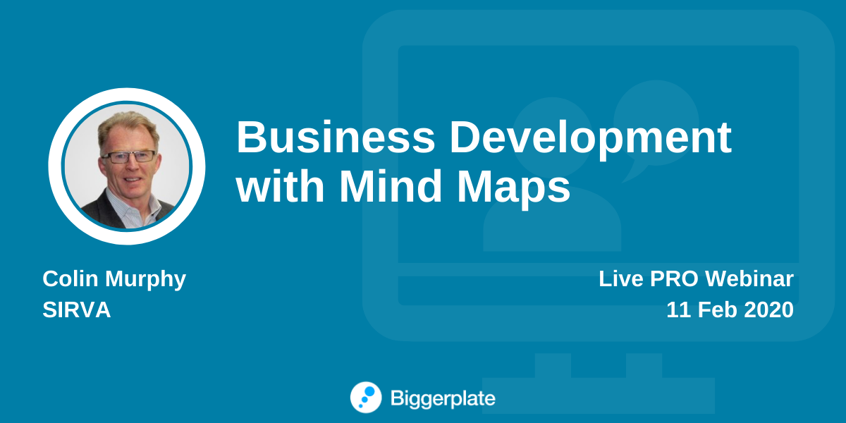 Business Development with Mind Maps