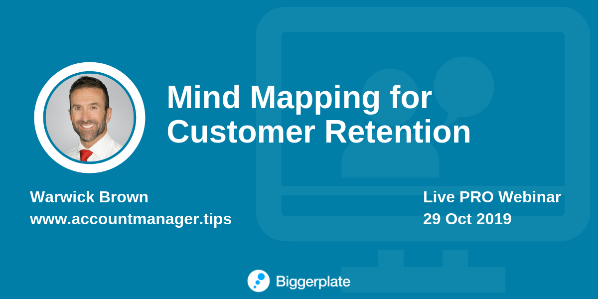 Mind Mapping for Customer Retention