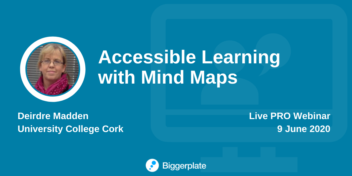 Accessible Learning with Mind Maps