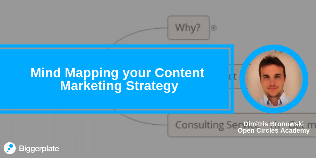 Mind Mapping your Content Marketing Strategy