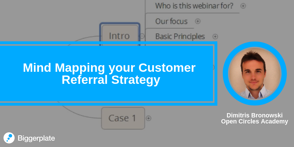 Mind Mapping your Customer Referral Strategy