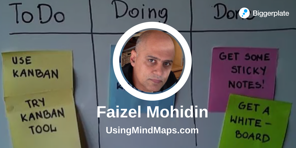 From Mind Map to Kanban