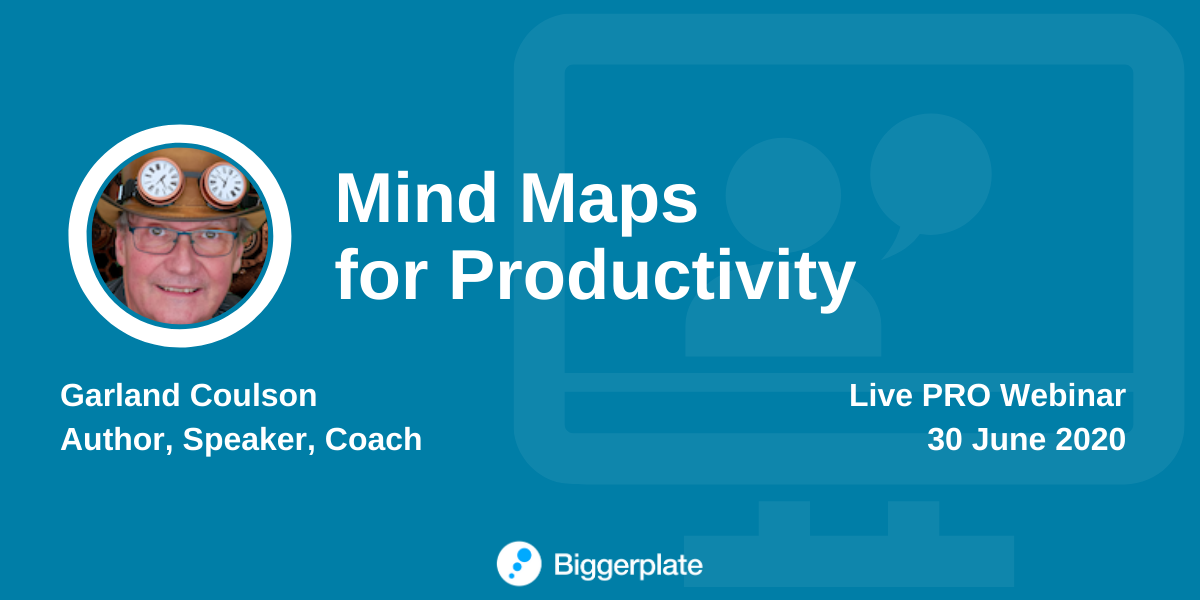 Mind Maps for Productivity