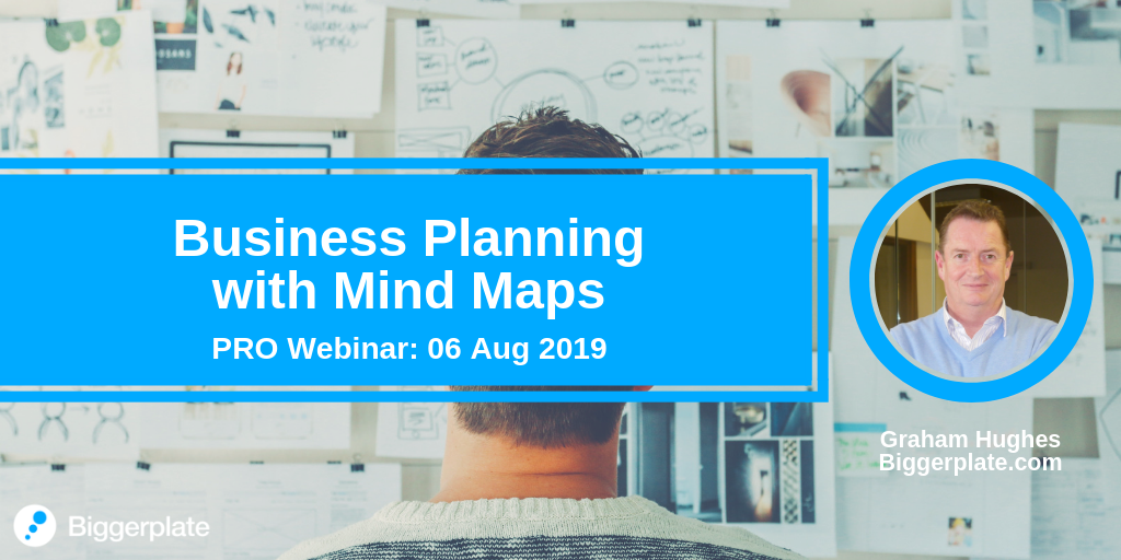 Business Planning with Mind Maps