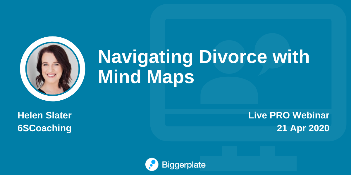 Navigating Divorce with Mind Maps
