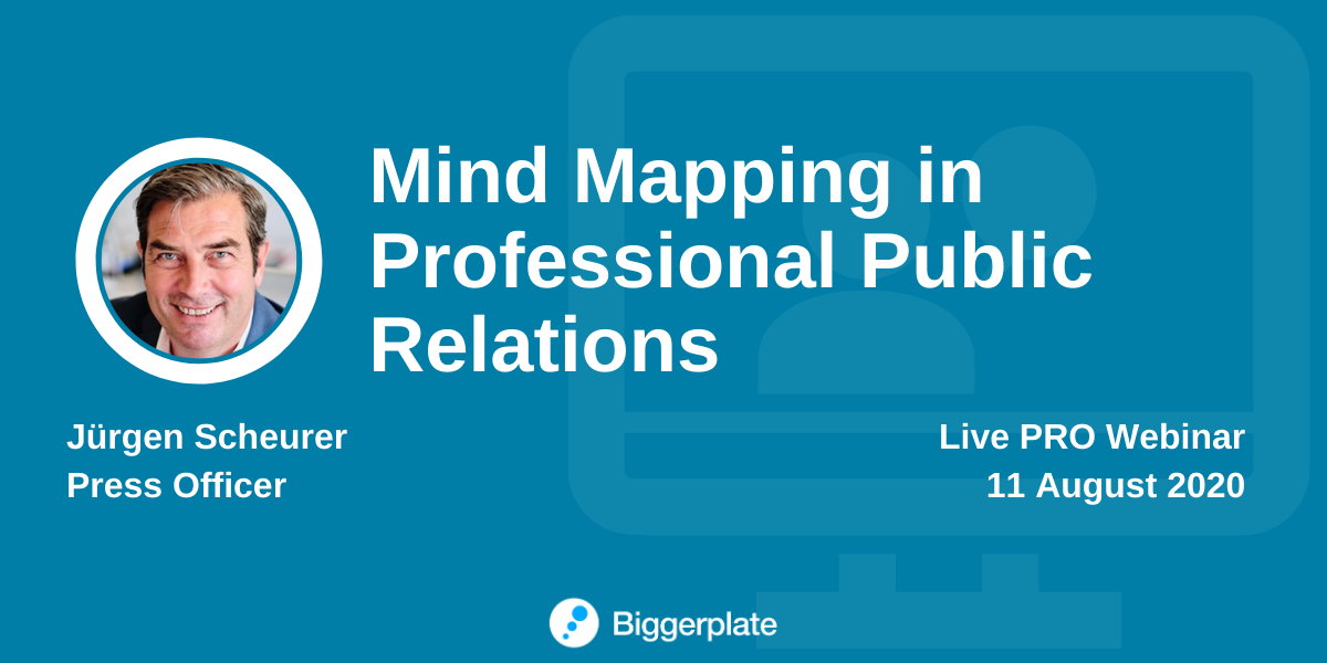 Mind Mapping in Professional Public Relations