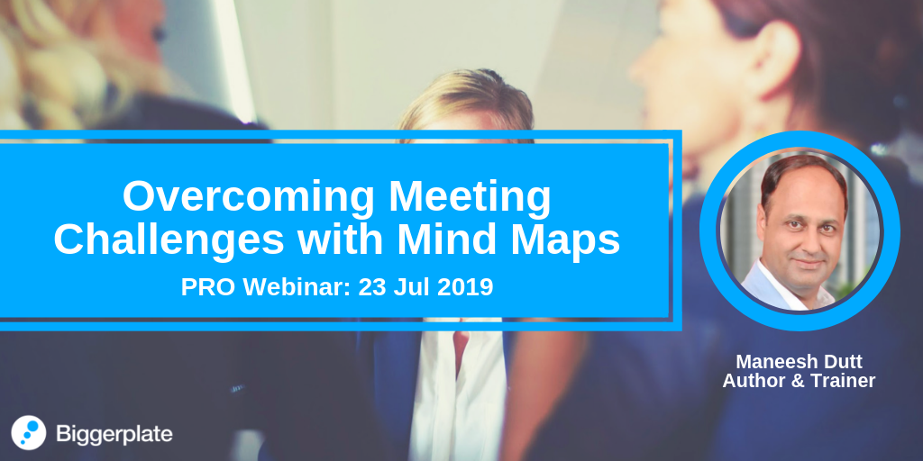 Overcoming Meeting Challenges with Mind Maps