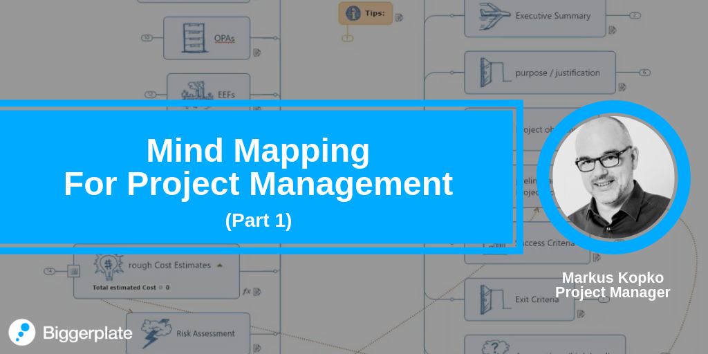 Mind Mapping for Project Management (Part 1)