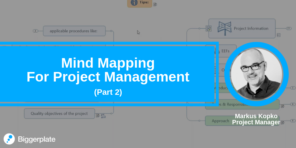 Mind Mapping for Project Management (Part 2)