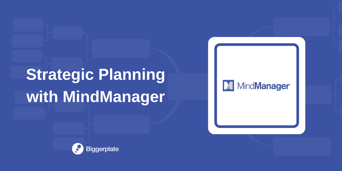 Strategic Planning with MindManager