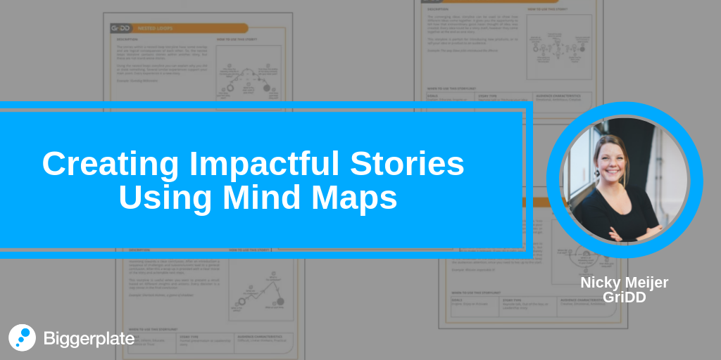 Creating Impactful Stories Using Mind Maps