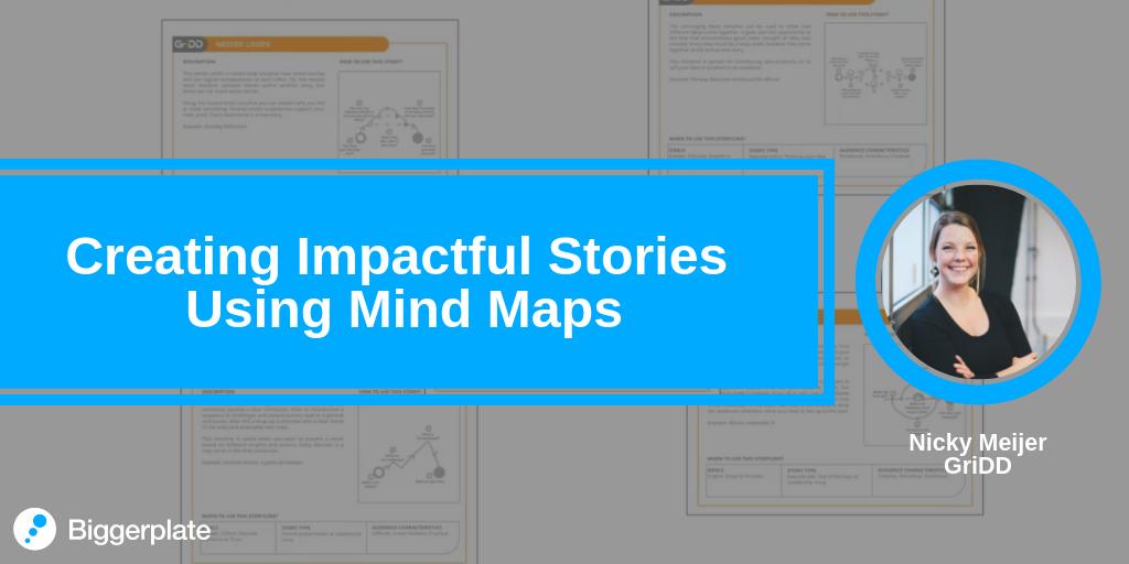 Creating Impactful Stories Using Mind Maps