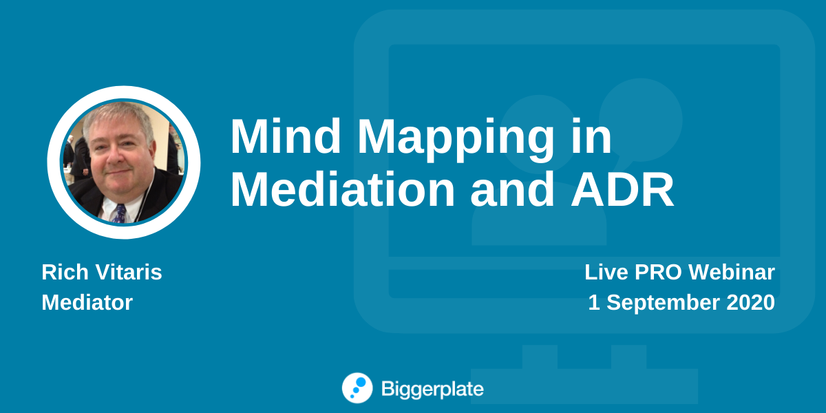 Mind Mapping in Mediation and ADR