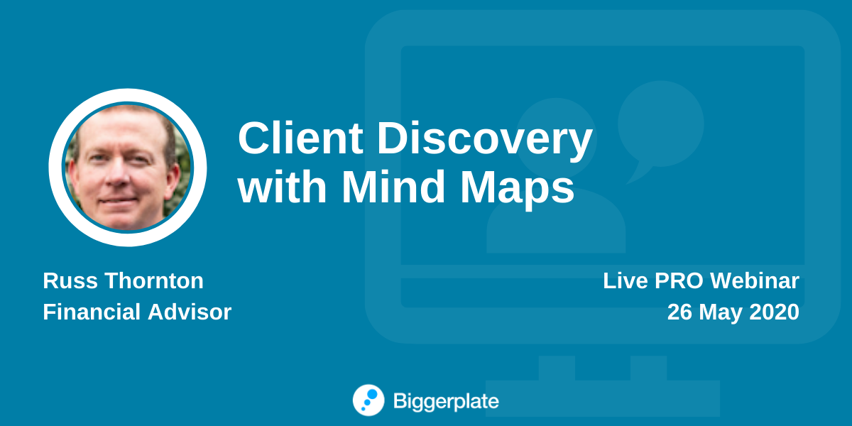 Client Discovery with Mind Maps