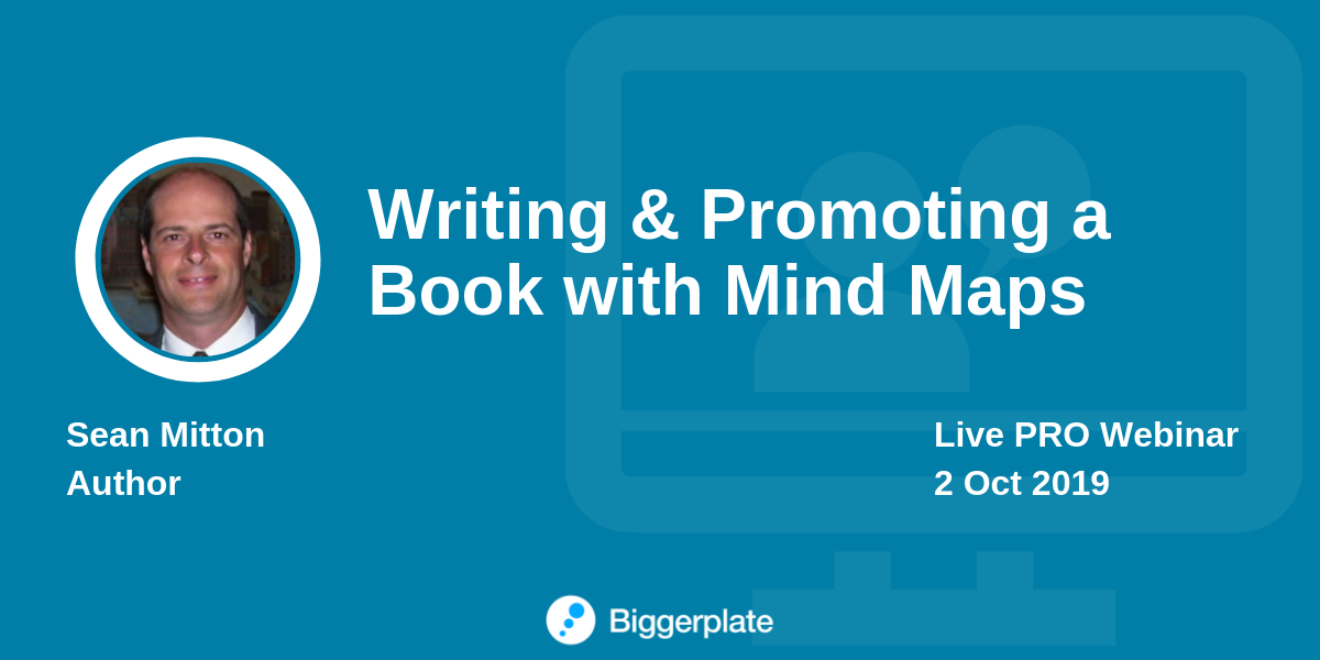 Writing and Promoting a Book with Mind Maps