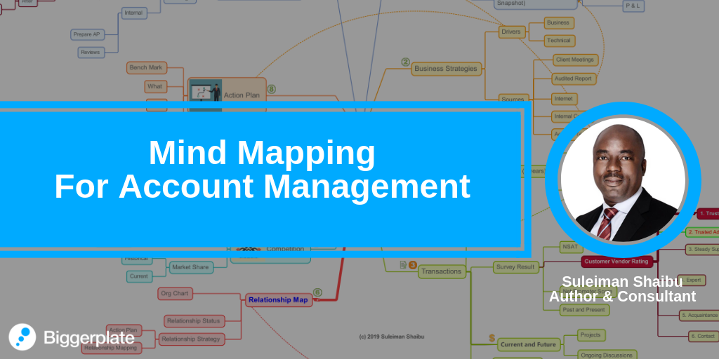 Mind Mapping for Account Management