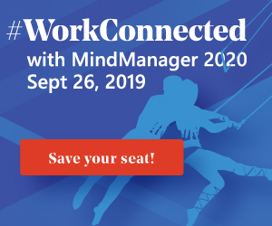 Work Connected with MindManager 2020