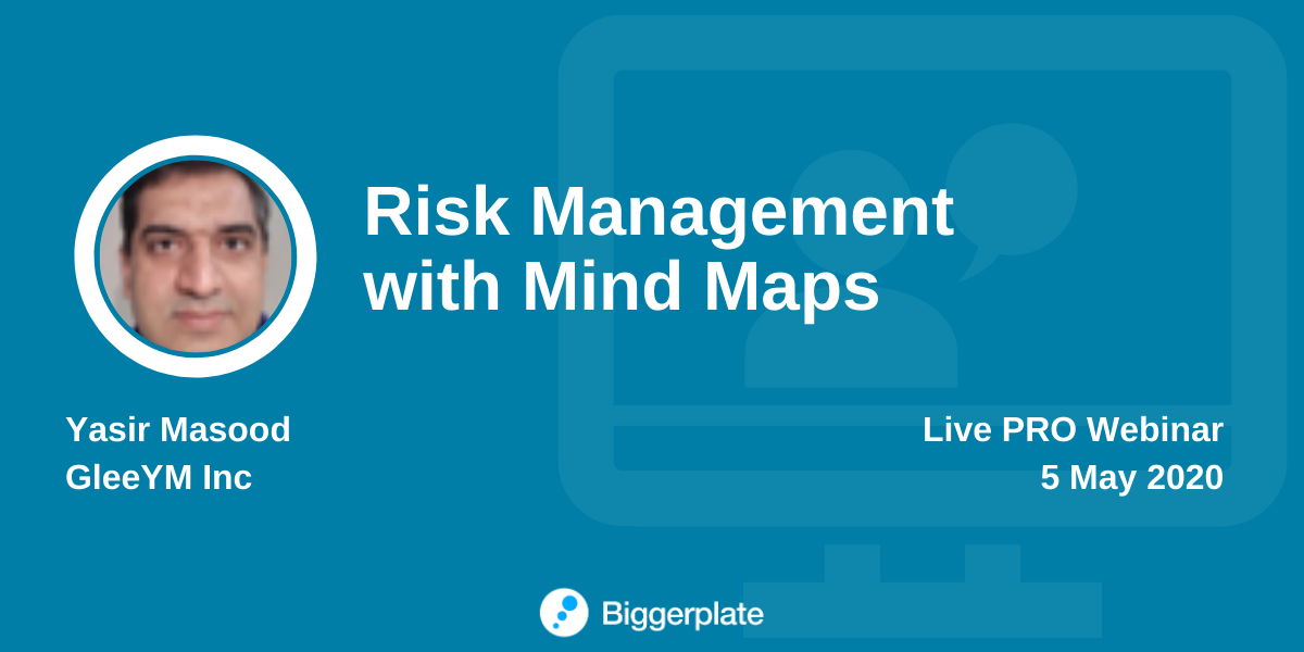 Risk Management with Mind Maps