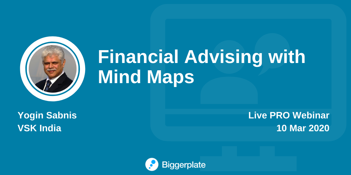 Financial Advising with Mind Maps