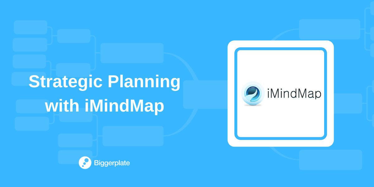 Strategic Planning with iMindMap