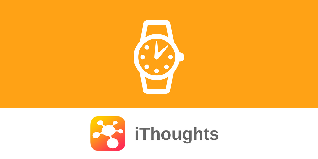 iThoughts for Personal Productivity