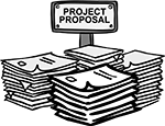 Pile of proposals