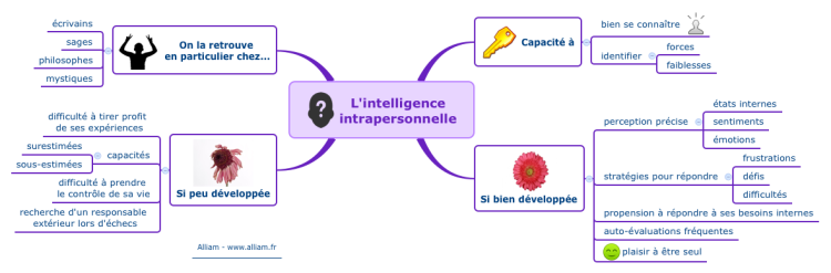 L'intelligence intrapersonnelle