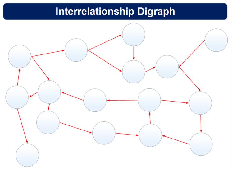 Interrelationship Digraph Template