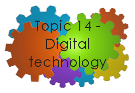 Physics - Topic 14 - Digital technology