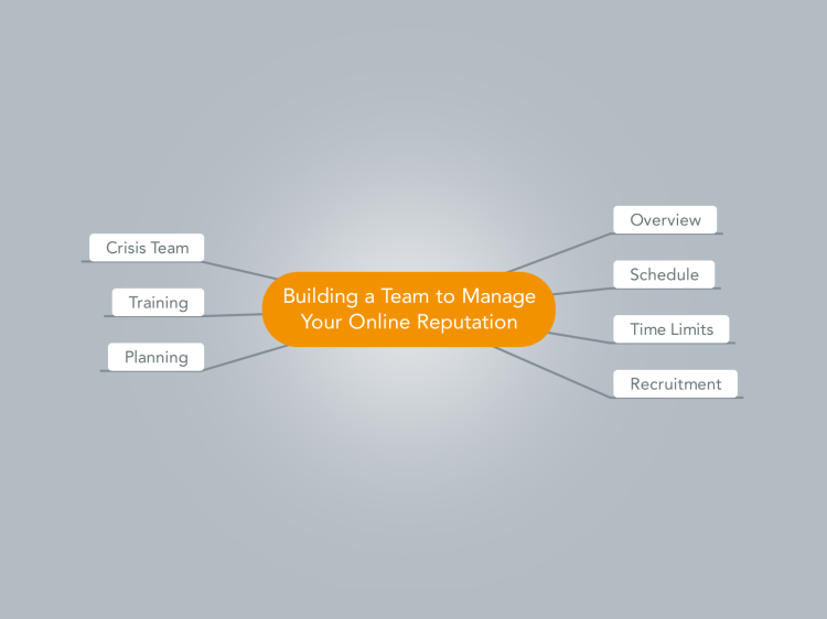 Building a Team to Manage Your Online Reputation