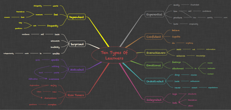 The Most Common Types of Learners