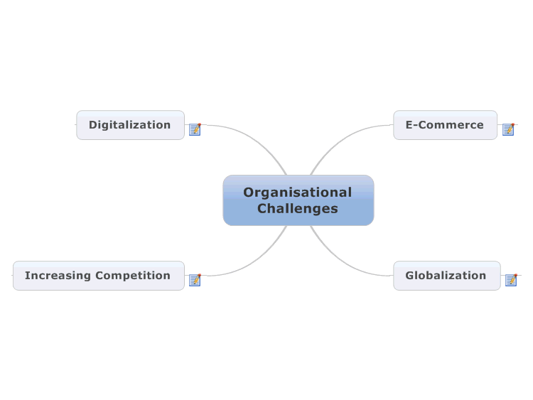 Organisational Challenges