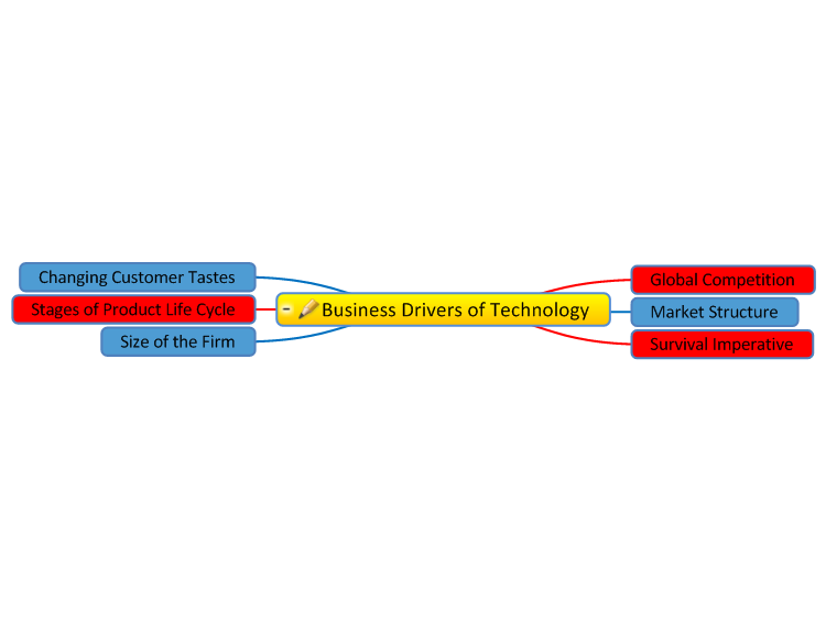 Business Drivers of Technology